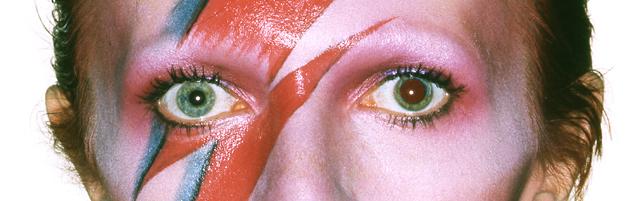 Bowie-Aladdin Sane (1973) by Brian Duffy