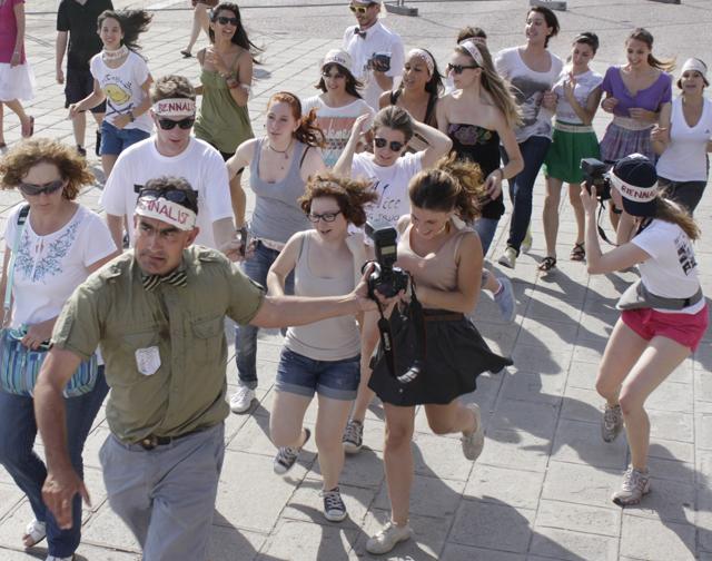 Critical Run Venice