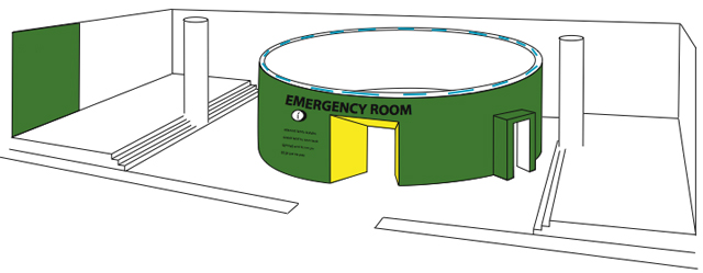 Emergency Room design