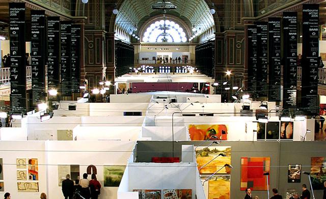 Melbourne Art Fair (640)