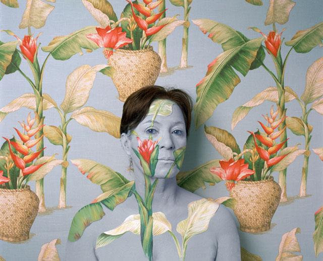 © Cecilia Paredes 'Blue Landscape' 2007