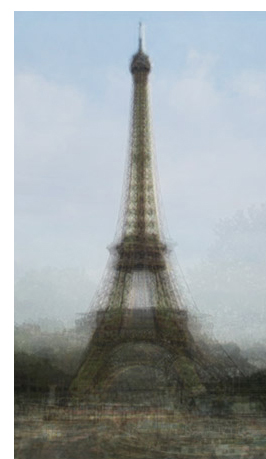 Eiffel Tower - from Photo Opportunities (Vionnet) CROPa