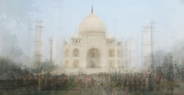 Taj Mahal - Photo Opportunities (Vionnet) CROP