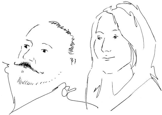 Giles and Alice portrait (640)