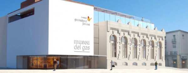 Museo de Gas, Barcellona 640
